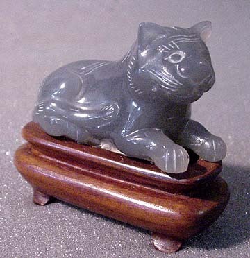 Williams Gallery West Collectibles Antique Chinese Jade